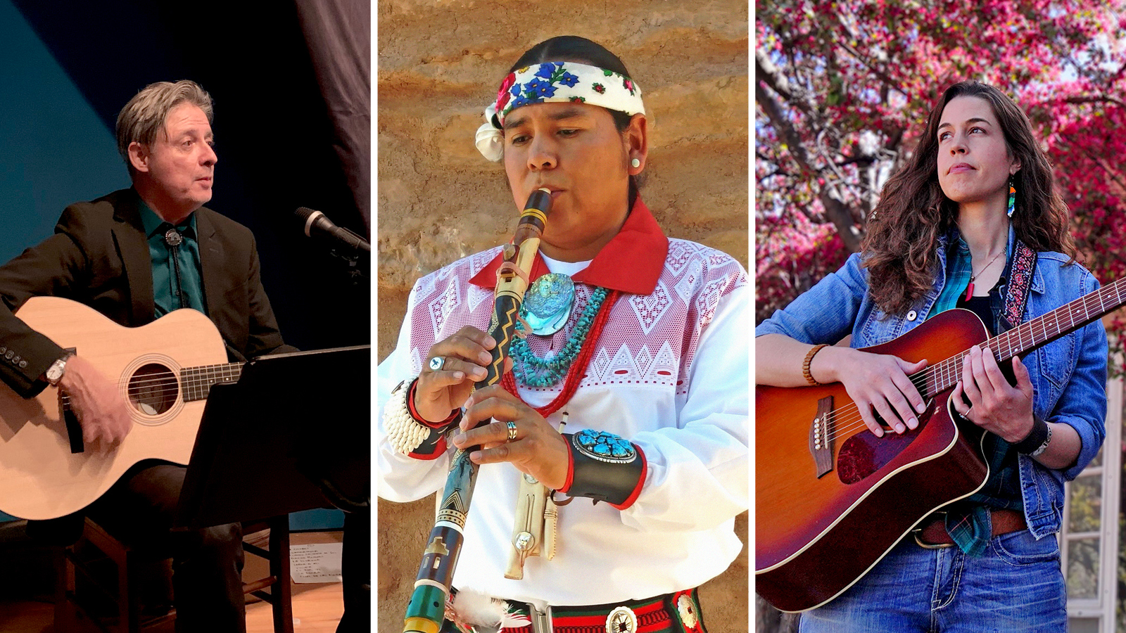 Our Fair New Mexico - A Virtual Concert Series